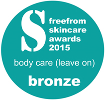 FreeFrom Skin Care Awards
