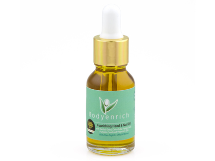 Nourishing Hand and Nail Oil